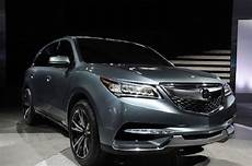 2020 acura mdx hybrid 2020 acura mdx configurations technology package wheels
