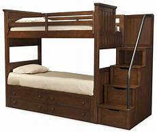 dawsons ridge bunk bed with storage steps