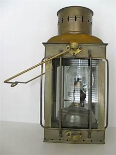 Antique Ship Lights Antique 1920 S Marine Neptune Brass Oil Lantern Ship Lamp