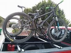 diy truck bed rack mtbr