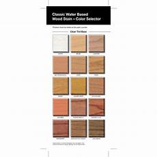 Home Depot Wood Stain Color Chart Varathane 1 Qt Classic Clear Tint Base Water Based