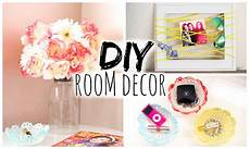 diy room decor for cheap simple cute youtube