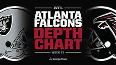 Falcons Rb Depth Chart Falcons Release Depth Chart Ahead Of Raiders Matchup