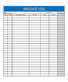 Irs Mileage Log 25 Images Of Irs Mileage Log Template Leseriail Com