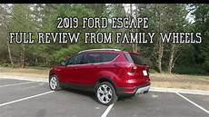 Best When Will The 2019 Ford Escape Be Released Exterior by 2019 Ford Escape Review Best Compact Suv For A Family