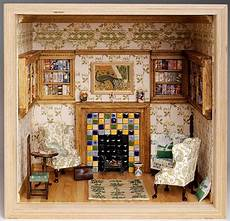 Design A Dolls House London Designers Create Charming Dollhouse Rooms For The