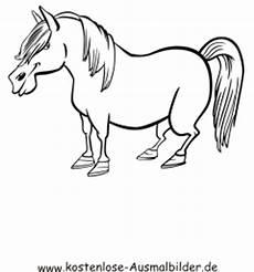 ausmalbilder pony tiere zum ausmalen malvorlagen pferde