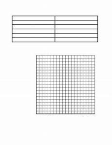 Table Graph Template Blank Data Table And Graph Template By Mrs R Teachers