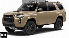 2019 toyota 4runner news news 2019 toyota 4runner trd pro suspension and
