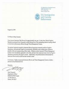 Reference Letter For Immigration For A Friend References