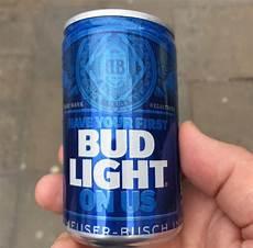 Bud Light Mini Bud Light Brewers Slammed For Handing Out Free Booze In
