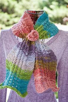loom knit eyelet ripple scarf pattern this moment is