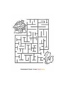 10 labyrinthe zum ausdrucken cliparts bilder grafiken