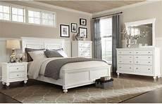bridgeport 6 bedroom set white the brick