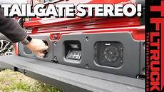 2019 gmc 2500 tailgate surprising news tailgate speakers revealed