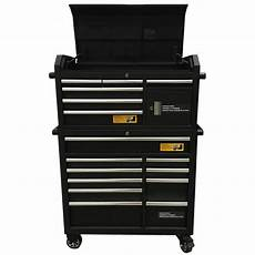 black edition tool chest and roll cabinet combo deal