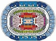 Chesapeake Energy Seating Chart Chesapeake Energy Arena Seating Chart Parking And