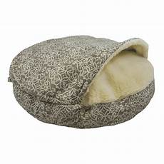 snoozer luxury cozy cave bed wag collection sale