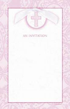 imprintable baptism invitations invitations amp thank you notes