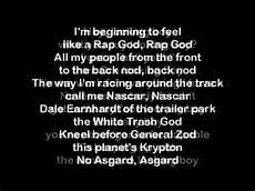 testo rap eminem rap god testo con sottotitoli