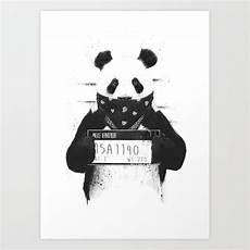 panda supreme wallpaper bad panda print by soltib society6