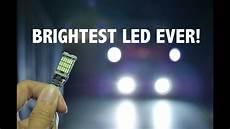 Brightest Led Light Ever Brightest Reverse Led Lights Ever Youtube