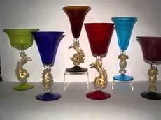 lade in vetro di murano bicchieri vetro di murano