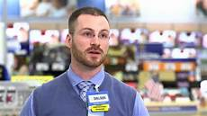 Walmart Asset Protection Sheldon Parise Finds A Home At Walmart After Serving His
