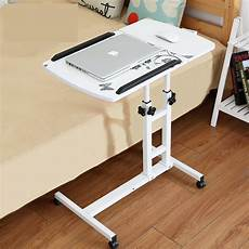 foldable mini computer table adjustable portable bed table