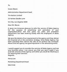 Sample Of Marketing Letters To Business Free 5 Sample Personal Business Letter Formats In Pdf