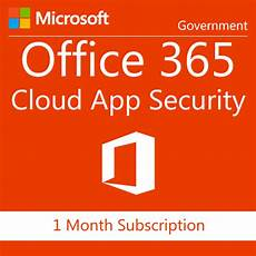 Microsoft Office Consultant Microsoft Office 365 Cloud App Security Government