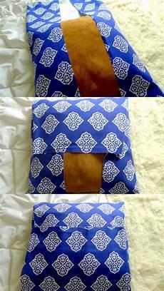 diy pillows diy no sew pillow