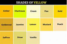 Shades Of Gold Color Chart Pin On Sam S Write Stuff