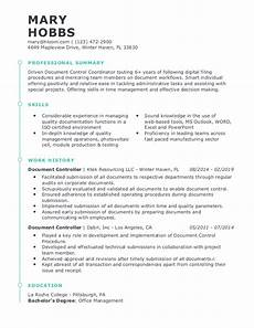 Resume Exampel Professional Resume Examples Our Most Popular Resumes In