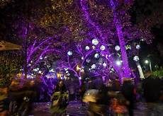 Los Angeles Zoo City Lights The Best Holiday Lights In Los Angeles Discover Los Angeles
