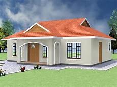 simple 2 bedroom house plans in kenya hpd consult