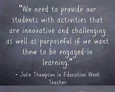 Response The Best Ways To Engage Students In Learning