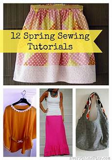 12 simple sewing patterns for diy fashion