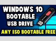 bootable usb windows 10 rufus 2020   rufus bootable usb