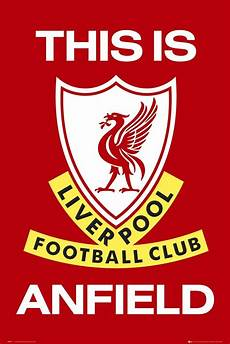 Liverpool Wallpaper Ebay by Liverpool Fc Poster This Is Anfield Football Club New Ebay
