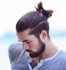männer frisuren zopf undercut 29 bun undercut ideas to get more inspiration