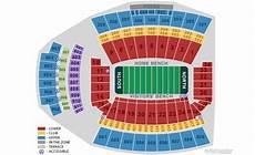 South Carolina Gamecock Football Stadium Seating Chart Williams Brice Stadium Columbia Tickets Schedule