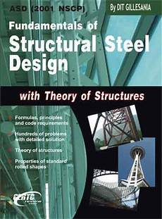 Best Structural Steel Design Book Books By Dit Gillesania