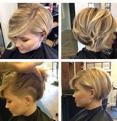undercut asymmetrisch kurzhaarfrisuren pin on hair