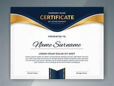 Professional Award Certificate Multipurpose Professional Certificate Template Design