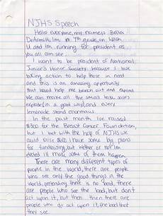 Njhs Essay Example National Junior Honor Society Essay How To Write A