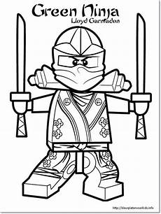 ninjago ausmalbild lloyd malvorlagen gratis