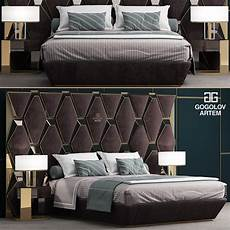 Sofa Mattress 3d Image by 3d Bed Gogolov Artem Model 113 Free Bed Bed