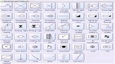 Floor Plan Symbol Floor Plan Symbols Electrical See Description