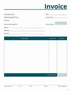 Free Invoice Download 28 Blank Invoice Templates Free Amp Premium Templates